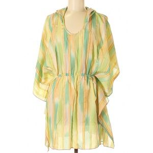 Anthropologie Swim - ANTHROPOLOGIE Lilka Pastel Rainbow Swim Cover Up